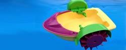 kinder-paddelboote